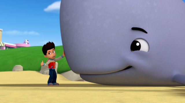 File:PAW Patrol - Baby Whale and Ryder - Very Big Baby 6.png