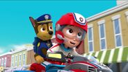 PAW Patrol Pups Save a School Bus Scene 28 Ryder Chase