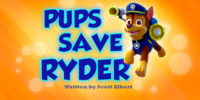 Pups Save Ryder