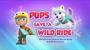 Pups Save a Wild Ride (HQ)