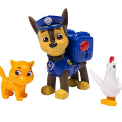 2 (3) Pack Figure Set (With Precious & Chickaletta)