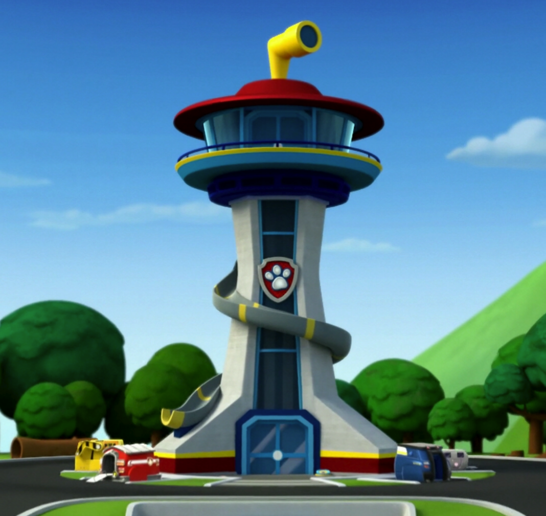 The Lookout PAW Patrol Wiki
