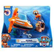 PAW Patrol Wally the Walrus Toy Zuma Bath Adventure (2)