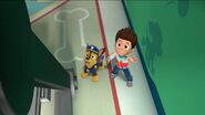 PAW Patrol Pups Save a School Bus Scene 24 Ryder Chase
