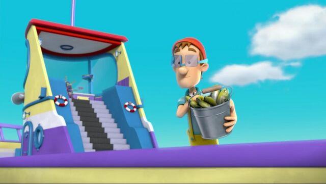 File:PAW Patrol Lost Tooth Scene 34 Cap'n Turbot Captain Flounder.jpg