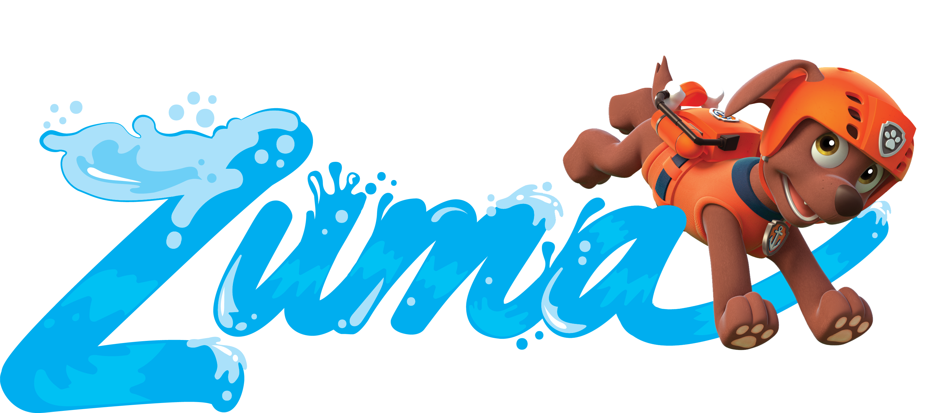 Plik:Nickelodeon Nick Jr. PAW Patrol Zuma Name.png