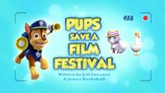 Pups Save a Film Festival (HQ)