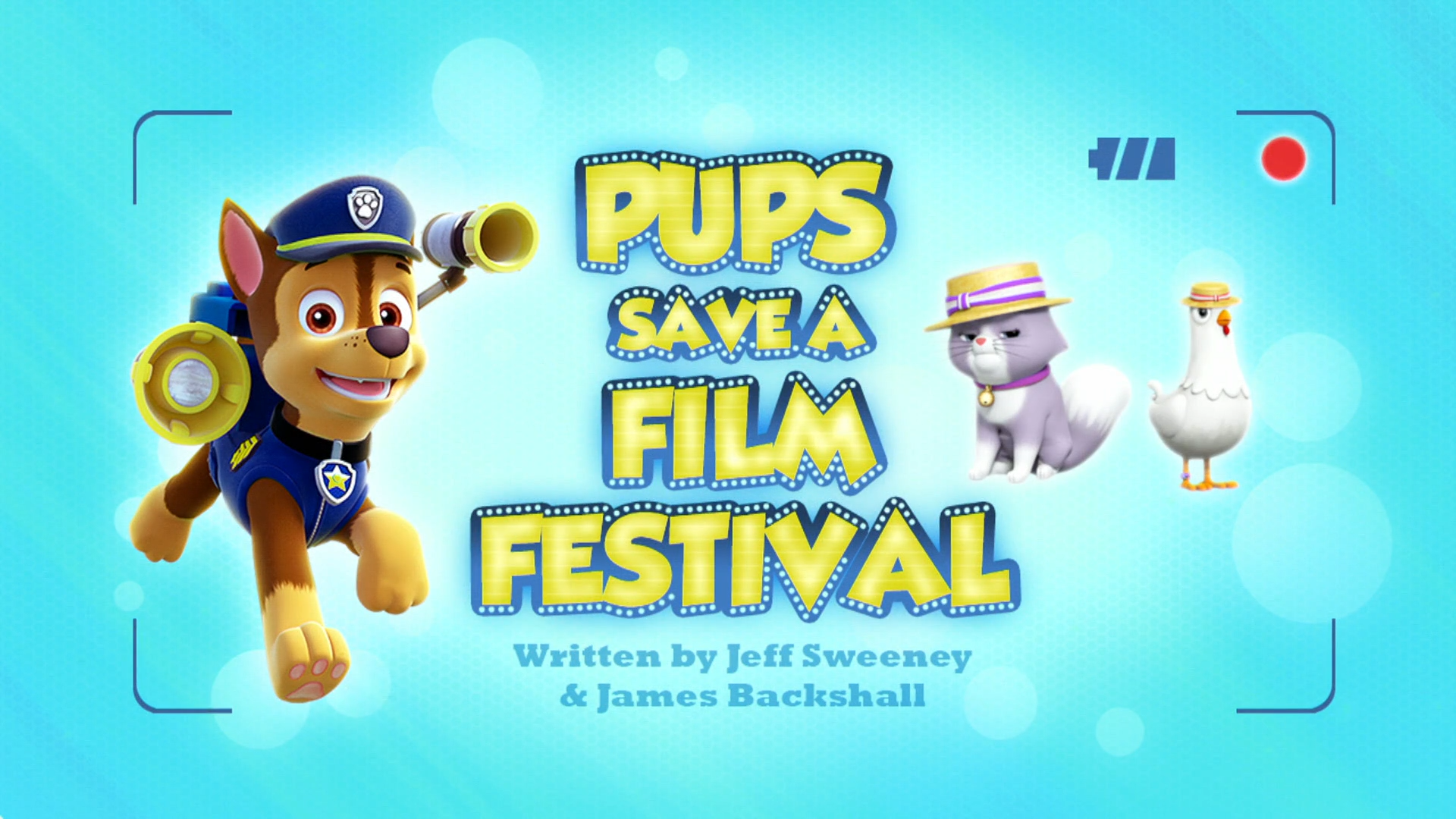 Image Pups Save A Film Festival Hq Png Paw Patrol
