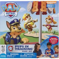 Pups in Training (game)