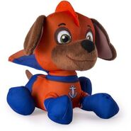 PAW Patrol Super Hero Plush, Zuma 1