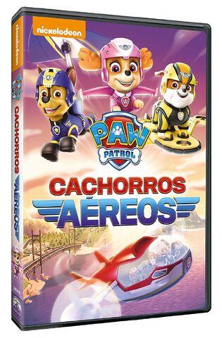 File:PAW Patrol Air Pups DVD Spain.jpg