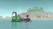 PAW Patrol Stinky Flower Scene 34