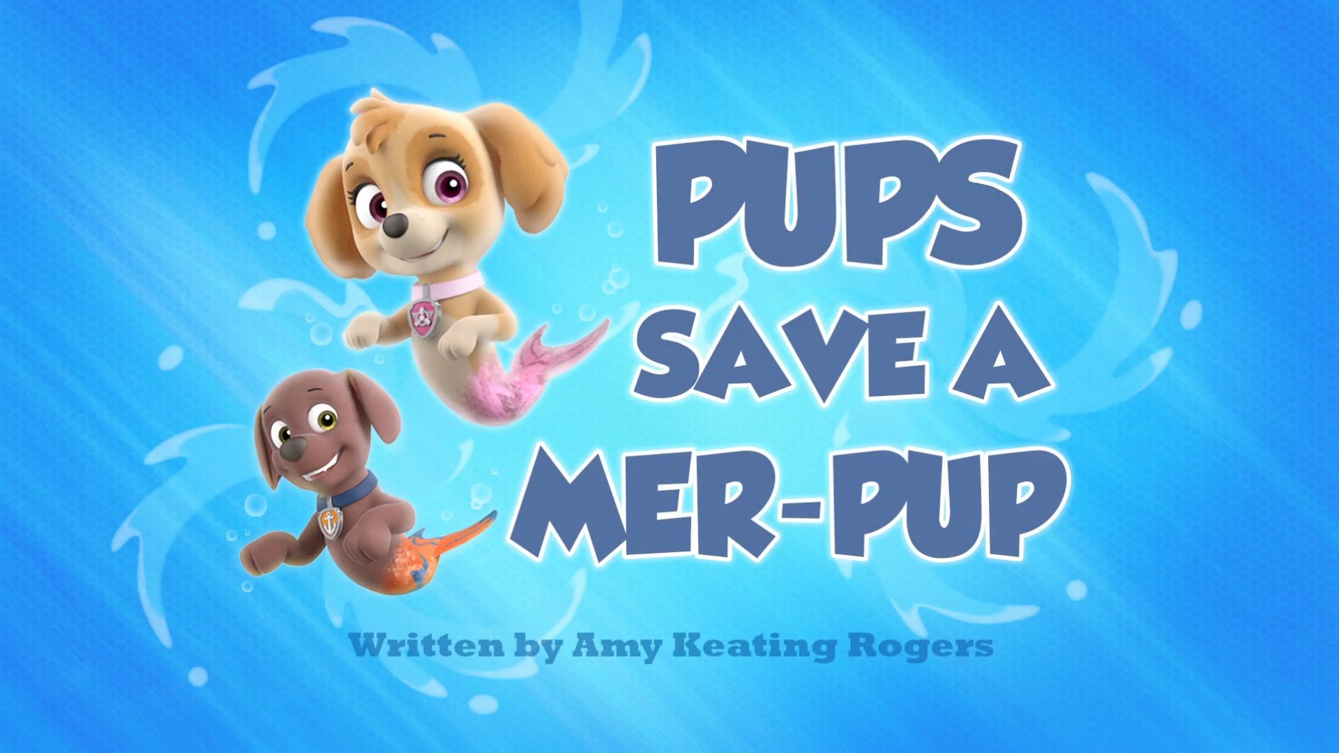 Category Pups Save A Mer Pup S Pages Paw Patrol Wiki
