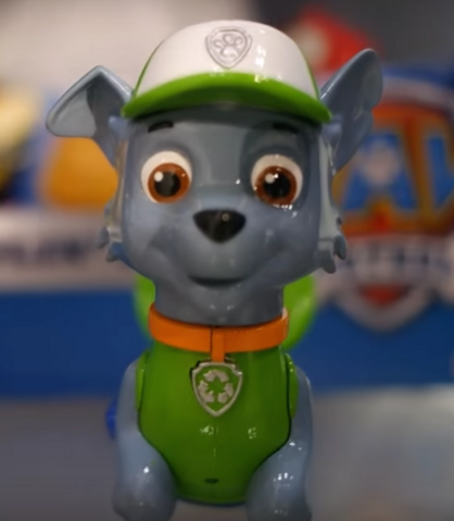 File:PAW Patrol Mer-Pup Rocky Paddlin' Pups.png