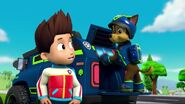 PAW Patrol Lost Tooth Scene 21 Ryder Chase