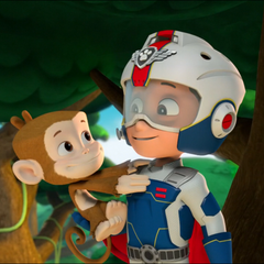Super Ryder saves Mandy