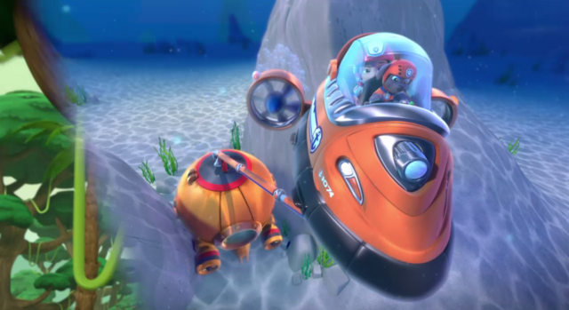 File:PAW Patrol Pups in a Fix Flashback Scene 5.png