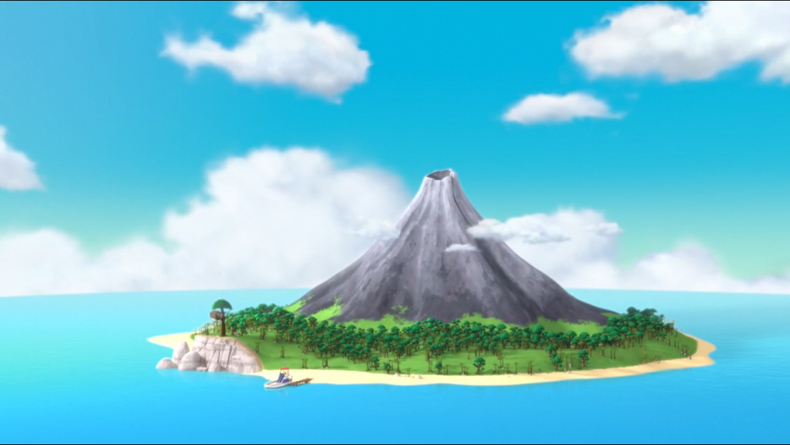 Volcano Island Paw Patrol Wiki Fandom Powered By Wikia