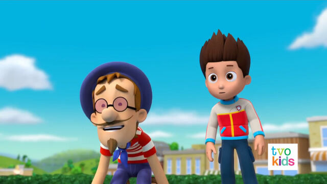 File:PAW Patrol Pups Save the Critters Ryder and Francois Turbot 1.jpg