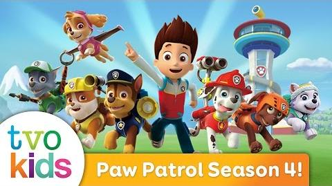 MAY 8th!!!! ALL NEW - PAW PATROL - Season 4 -