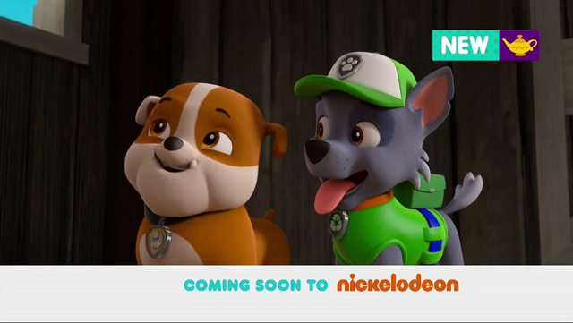 File:PAW Patrol Nickelodeon Pups Find a Genie Rubble Rocky 2.png
