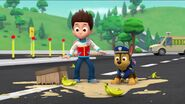 PAW Patrol Pups Save a School Bus Scene 14 Ryder Chase