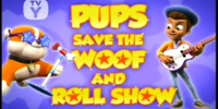 Pups Save the Woof and Roll Show/Images