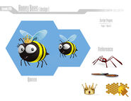 PAW Patrol Bees Design