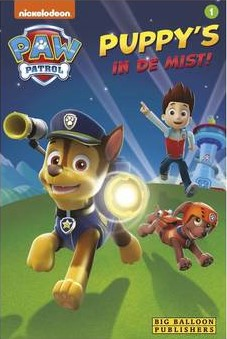 File:PAW Patrol Chase Is on the Case! Book Dutch.jpg