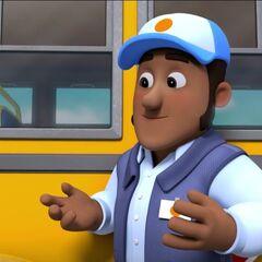 Bus Driver Uniform