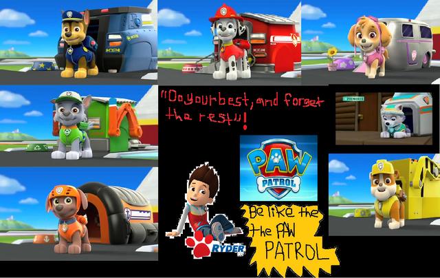 File:PAW Patrol poster.png