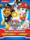 PAW Patrol Marshall and Chase on the Case! DVD Italy