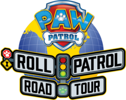 PAW Patrol Roll Patrol Road Tour