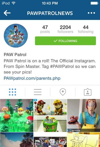 File:PAW Patrol Instagram PAWPatrolNews .jpg
