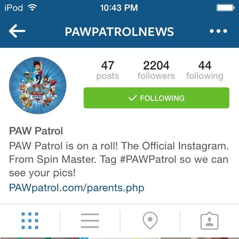 The page as if 2015