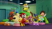 PAW Patrol Pups Save Apollo Scene 51
