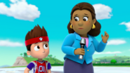 PAW Patrol Pups Save Sports Day Scene 23