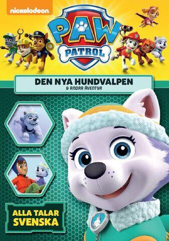 File:PAW Patrol Den nya hundvalpen & andra äventyr DVD.jpg