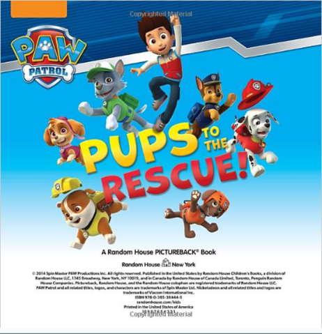 File:Pups to the rescue book 1.PNG