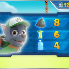 Rocky's Game Scorecard