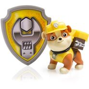 PAW Patrol Action Pack Pup Rubble 1