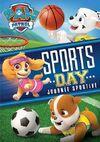 PAW Patrol Sports Day DVD Canada