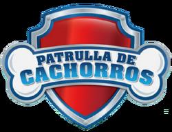Patrulla de Cachorros Latin American PAW Patrol Logo