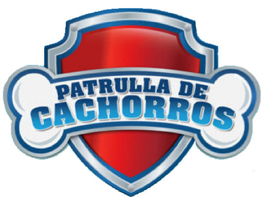 File:Patrulla de Cachorros Latin American PAW Patrol Logo.png