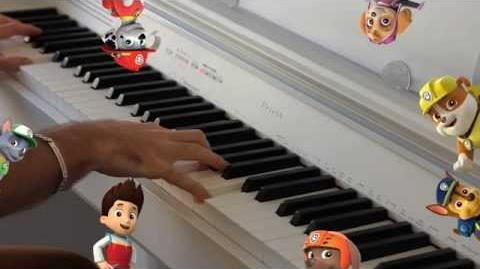 Paw Patrol - Piano Cover