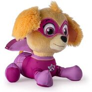 PAW Patrol Super Hero Plush, Skye 1
