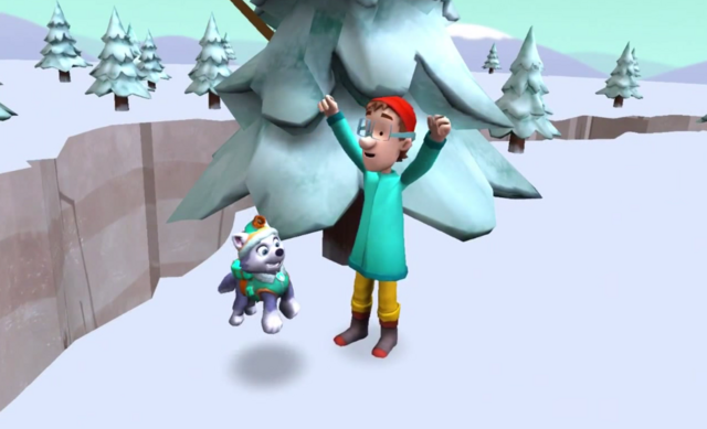 File:PAW Patrol Cap'n Turbot the Captain in Pups to the Rescue 1.png