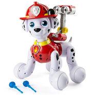 Paw-Patrol-Zoomer-Marshall-Interactive Robot