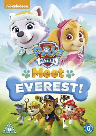File:PAW Patrol Meet Everest! DVD UK.jpg