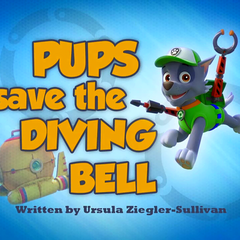 The Diving Bell on the title card for